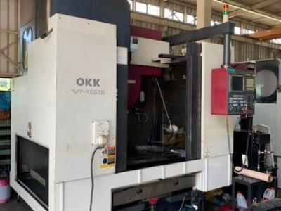 OKK  立型マシニング