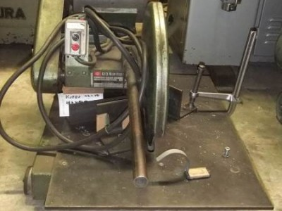 日立工機  砥石切断機